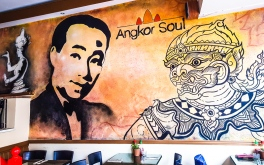 angkor soul wall art
