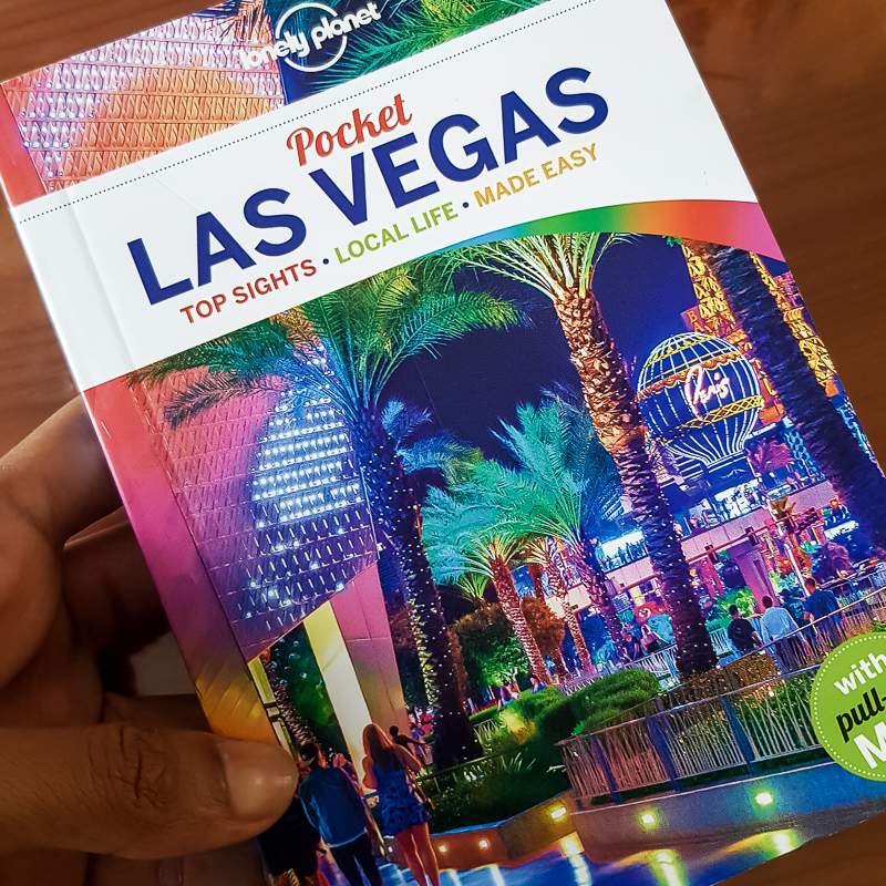 vegas guide book